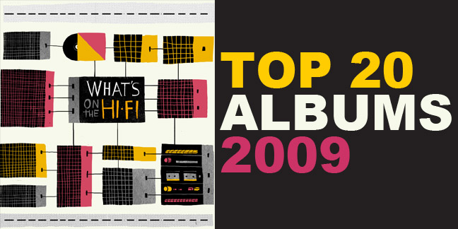Top 20 Albums of 2009